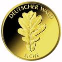 20 Euro BRD - Eiche 2010 (ohne Box + Zertifikat)