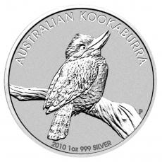 1 Oz. Australien - Kookaburra 2010