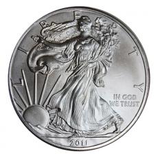 1 Oz. USA - American Eagle 2011