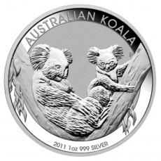 1 Oz. Australien - Koala 2011