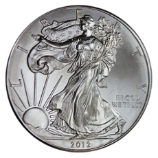 1 Oz. USA - American Eagle 2012