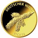20 Euro BRD - Fichte 2012