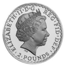 1 Oz. Großbrit. - Britannia 2012