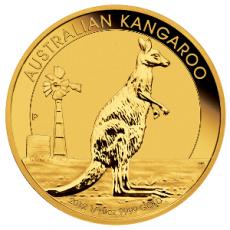 1/10 Oz. Australien - Nugget/Känguru (Versch. Jg)