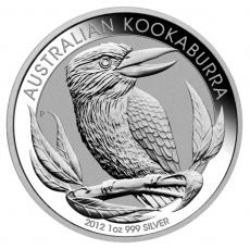 1 Oz. Australien - Kookaburra 2012