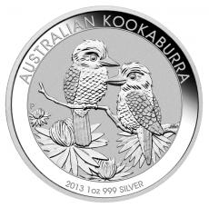 1 Oz. Australien - Kookaburra 2013