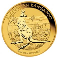 1/4 Oz. Australien - Nugget/Känguru 2014
