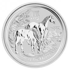 1 Oz. Australien - Pferd 2014 (Lunar II)