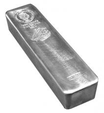 5 Kg Cook Islands 2014 - Münzbarren (Silber 999.9) Argor Heraeus