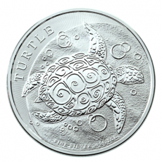 2 Oz. Niue - Turtle 2015