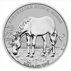 1 Oz. Australien - Stock Horse 2016