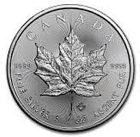 1 Oz. Canada - Maple Leaf (versch. Jahrgänge)