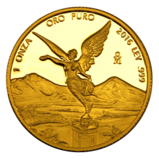 1 Oz. Mexiko - Libertad 2016 (Proof)