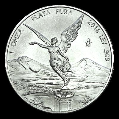 1 Oz. Mexiko - Libertad 2016