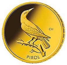 20 Euro BRD - Pirol  2017 (F)