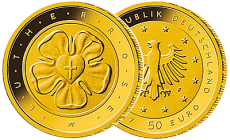 50 Euro BRD - Luther Rose 2017