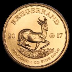 1 Oz. Süd-Afrika - Krügerrand 2017 (50 Jahre KR)