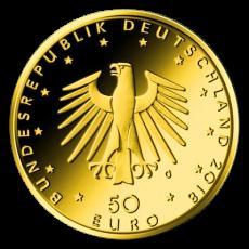 50 Euro BRD - Kontrabass 2018 (G)
