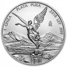 1 Oz. Mexiko - Libertad 2018