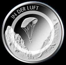 10 Euro - In der Luft - 2019 (D) - Stgl.