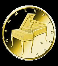 50 Euro BRD - Hammerflügel 2019 - J
