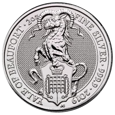 2 Oz. Großbritannien - Yale of Beaufort - 2019