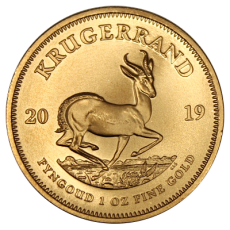 1 Oz. Süd-Afrika - Krügerrand 2019