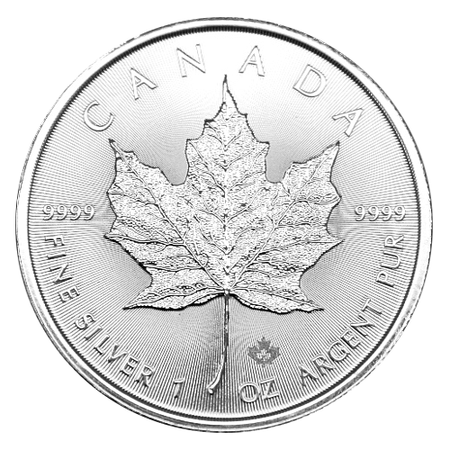1 Oz. Canada - Maple Leaf 2020