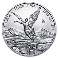 1 Oz. Mexiko - Libertad 2020