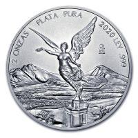 2 Oz. Mexiko - Libertad 2020