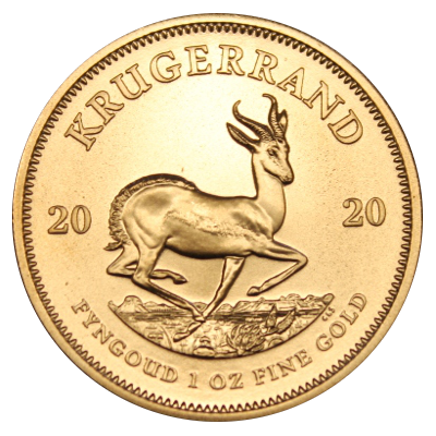 1 Oz. Süd-Afrika - Krügerrand 2020