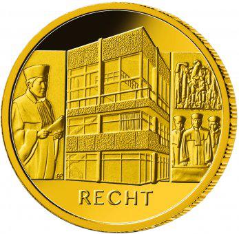 100 Euro BRD - Recht 2021 - A