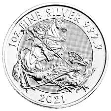 10 Oz. Großbritannien - Valiant 2021