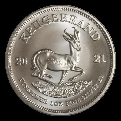 1 Oz. - Krügerrand 2021 (Silber)