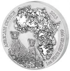 1 Oz. Ruanda - Gepard 2013