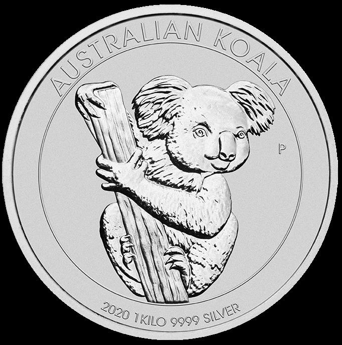 1 Kg Australien - Koala 2020
