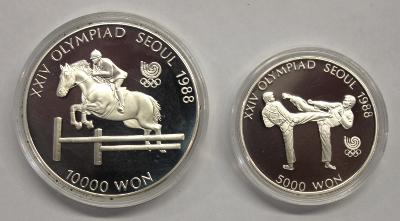 5000 + 10000 Won - Olympiade Seoul (6)