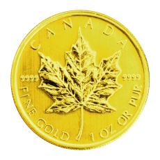 1 Oz. Canada - Maple Leaf (Versch. Jg.)