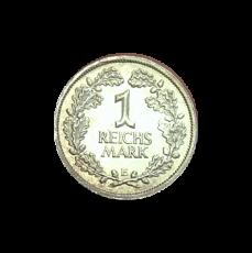 J 319 - 1 Reichsmark 1925 - E (ss-vz)