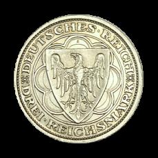 J 347 - 3 RM - Magdeburg 1931 - A (ss-vz)