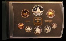 Proof-Set 1998  -  125 Jahre RCMP-GRC