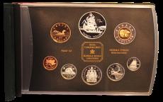 Proof-Set 1999  -  225 Jahre der Entdeckung von Queen Charlotte Islands