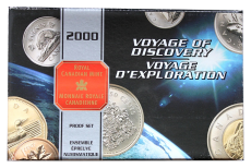 Proof-Set 2000  -  Voyage of Discovery