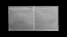 100 Stück Münz-Doppeltasche (90 x 44 mm)