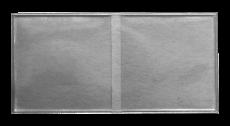 100 Stück  Münz-Doppeltasche (110 x 54 mm)