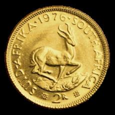 2 Rand - Süd-Afrika