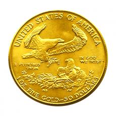 1 Oz. USA - American Eagle (Versch. Jg.)