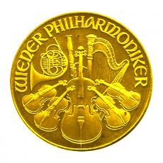1/10 Oz. Österreich - Philharmoniker (Versch. Jg.)