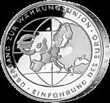 10 Euro - Einführung des Euro (2002 - Spgl.)