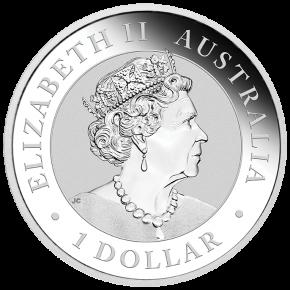 1 Oz. AUSTRALIAN NUGGET - Hand of Faith - 2020